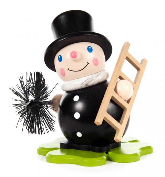 chimney sweeper with 4 leafe clover