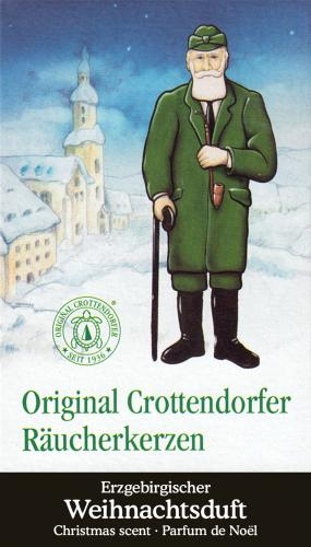 incense cones, 'Christmas scent' Crottendorfer