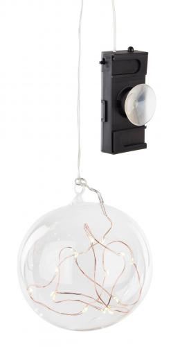 LUMIX Light Ball L Mundgeblasene LED Christbaumkugel