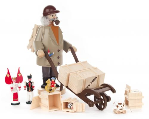 smoker toy seller 100 years Dregeno limited edition