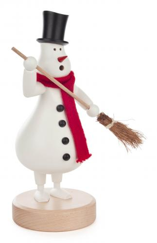 smoker snowman Fridolin