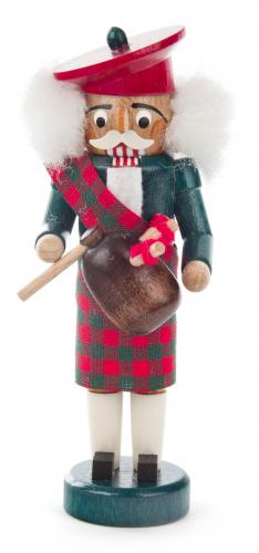 mini nutcracker scotsman