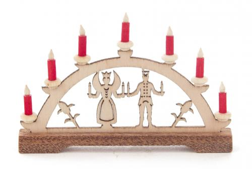 mini candle arc angel/miner red candles