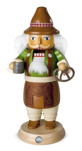 nutcracker, smoker bavarian